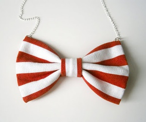 bows, white, and circus image