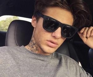 bad boy, tattoo, and boy image
