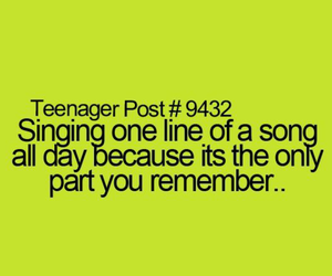 lol, teenager posts, and singing image