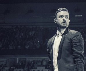 handsome and justin timberlake image