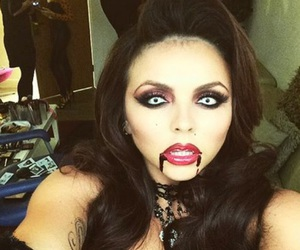 little mix, jesy nelson, and Halloween image