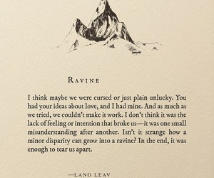 Lang Leav and love image