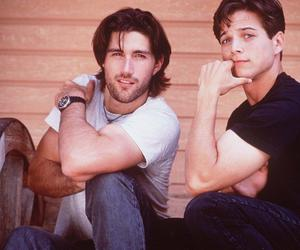 90's, brothers, and Matthew Fox image