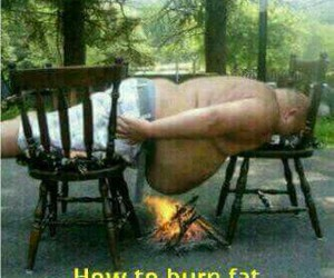 funny, lol, and burnfat image