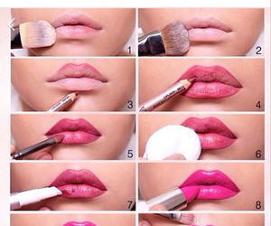 fashion, lips, and help image