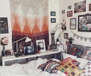 girl, room, and vintage image
