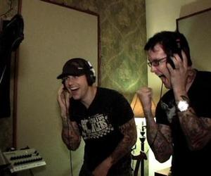 m shadows, jimmy sullivan, and the rev image