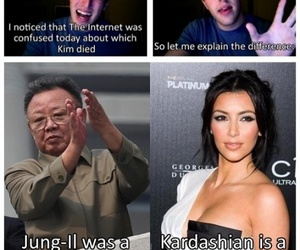 9gag, funny, and kim kardashian image