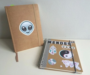 notebook, school, and tumblr image