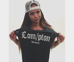 swag, dope, and compton image