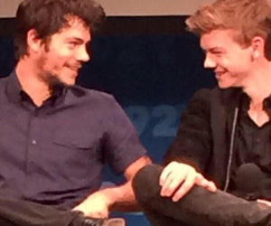 dylan o'brien, the maze runner, and dylmas image