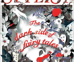 dark, fairy tales, and love image