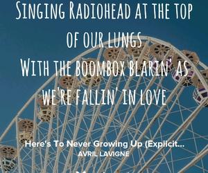 Avril Lavigne, Lyrics, and music image