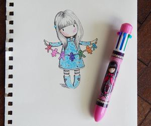 cute drawing, drawing, and sweet image