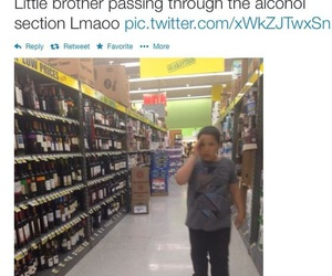 funny, lol, and alcohol image