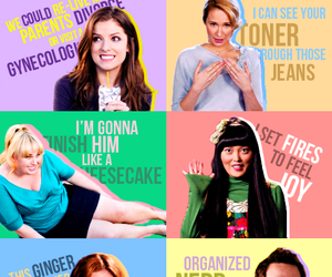 chloe, pitch perfect, and anna kendrick image