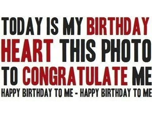 birthday, happy, and heart image