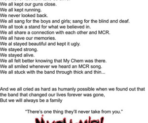 my chemical romance, 😢, and unhumanly crying image