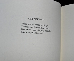 quotes, book, and happy image