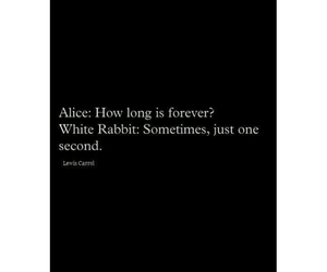 forever, life, and quote image