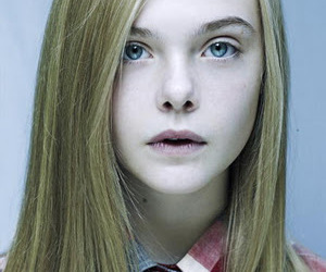 beautiful, blonde, and Elle Fanning image