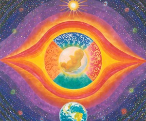art, earth, and psychedelic image