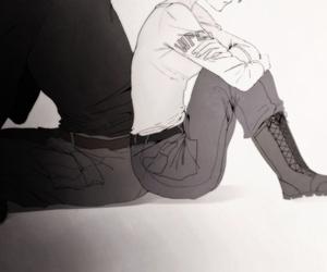 anime, akane, and couple image