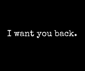 love, quote, and back image
