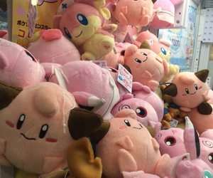pokemon, pink, and kawaii image