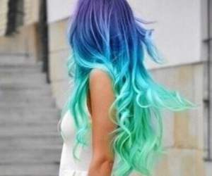 colors, hair, and style image