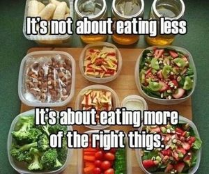 fit, fitness, and food image