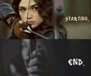 teen wolf, allison argent, and hunter image