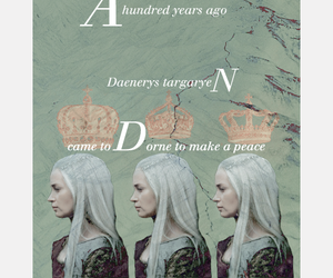 got, daenerys targaryen, and khaleesi image