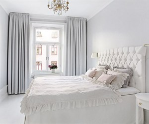 bedroom, home, and pretty image