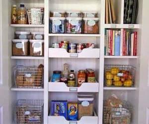 inspiration, kitchen, and organization image