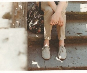 fashion, vintage, and shoes image
