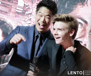 actor, movie, and thomas brodie sangster image