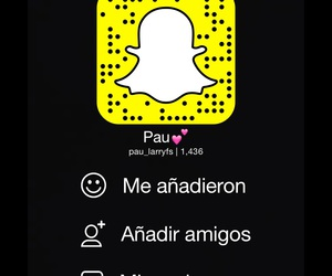 add, snaps, and add me image