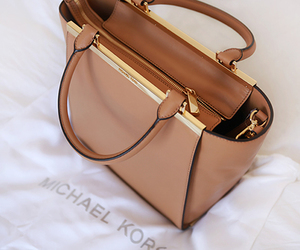 bag, fashion, and Michael Kors image