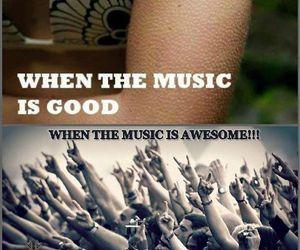 good music, heavy metal, and metal image