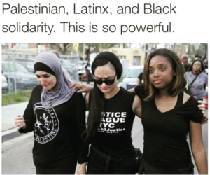 arab, islam, and latina image
