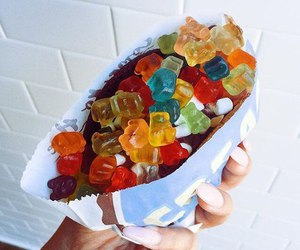 food, candy, and sweet image