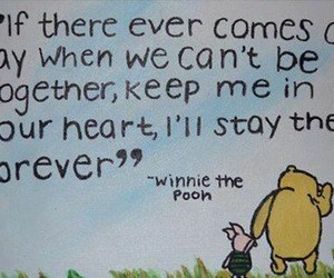 love, winnie the pooh, and quote image