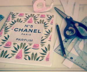 chanel, diy, and inspiration image