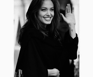 Angelina Jolie, beautiful, and Queen image