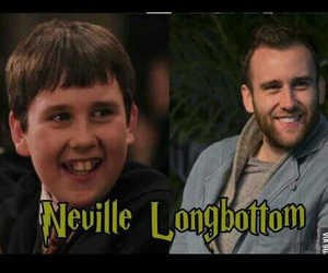 harry potter and neville longbottom image