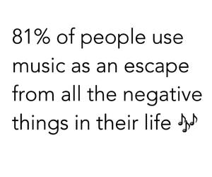 escape, life, and music image