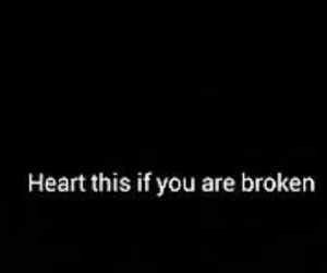 broken, face, and heart image