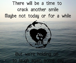 Lyrics, rise against, and tragedy + time image