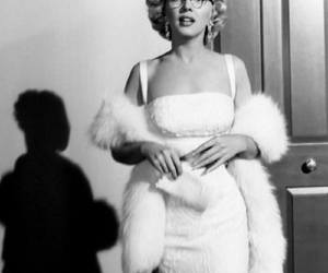 icon, Marilyn Monroe, and retro image